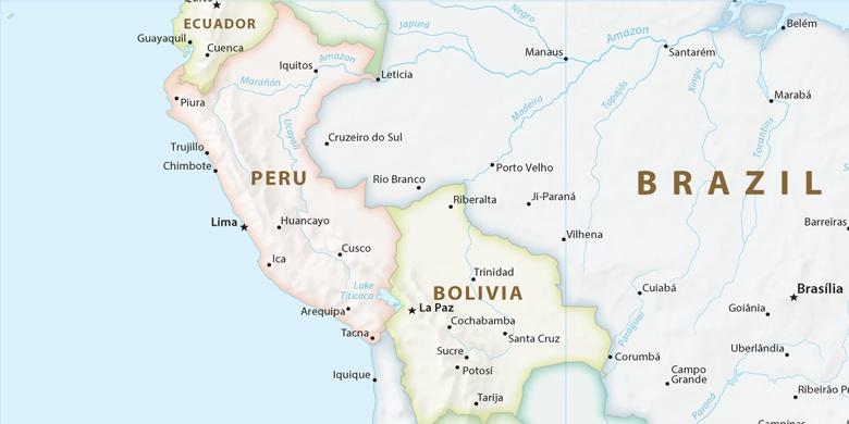lima kart Lima på kartet lima kart