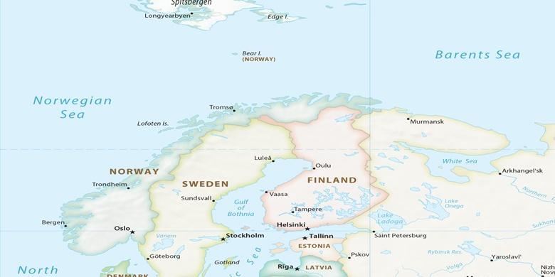 koordinater kart norge Tromsø på kartet koordinater kart norge