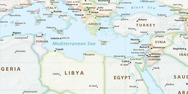 izmir tyrkia kart İzmir på kartet izmir tyrkia kart