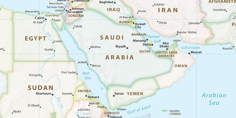 arabiske emirater kart Dubai på kartet arabiske emirater kart